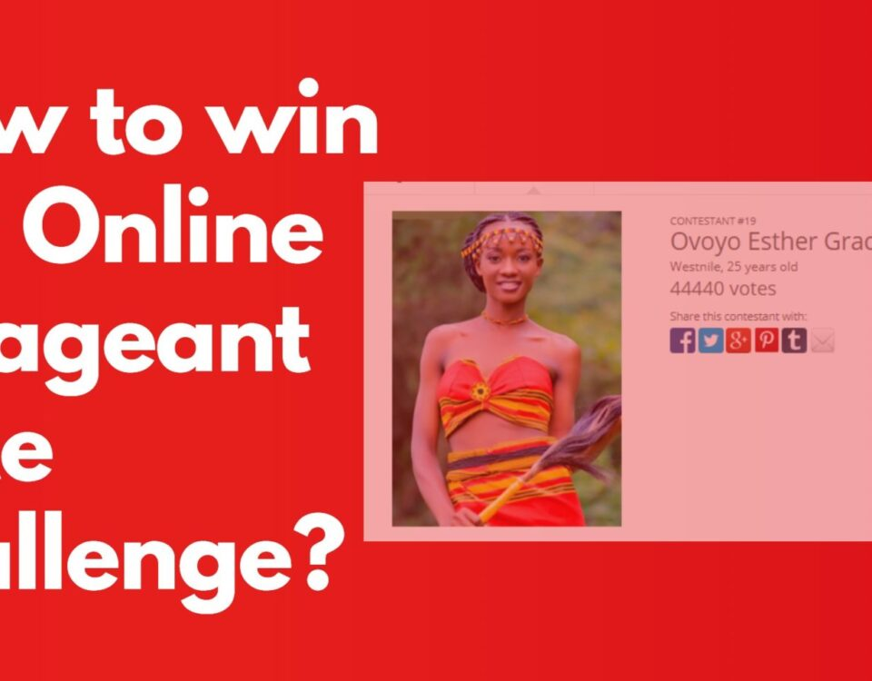 How to win the Online Pageant vote challenge